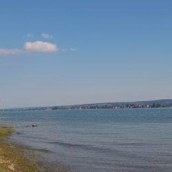 Der Bodensee vom Radiocamp aus